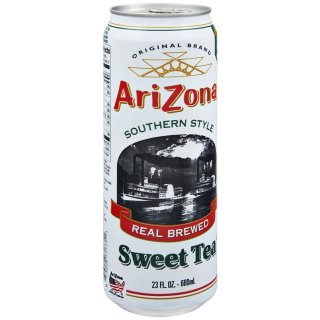 Arizona - Southern Style Sweet Tea  - 1 x 680 ml