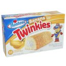 Hostess Banana Twinkies 10x Golden Sponge Cake with a...