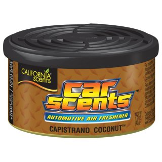 Car Scents - Capistrano Coconut - Duftdose