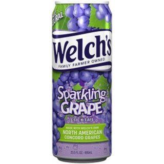 Arizona Welchs Sparkling Grape Cocktail (12x 695ml)