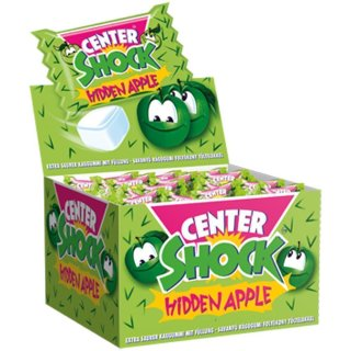 Center Shock - Hidden Apple, 100 Stück (400g)