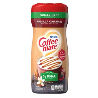 Nestle Coffee-Mate Sugar Free Vanilla Caramel (289,1 g)
