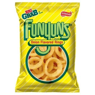 Funyuns Onion Flavored Rings (35,4g)